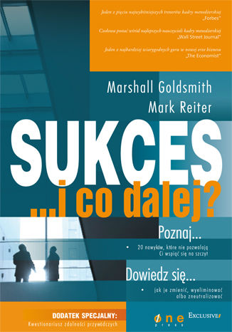 Okładka książki/ebooka SUKCES ...i co dalej?