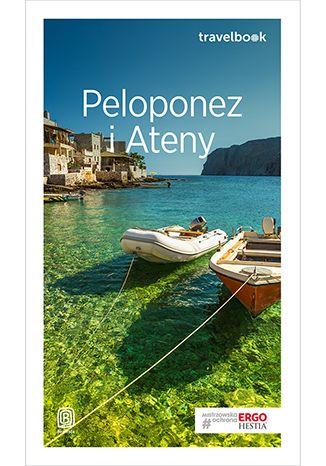 Okładka książki/ebooka Peloponez i Ateny. Travelbook. Wydanie 1