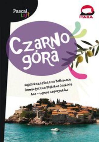 Okładka książki/ebooka Czarnogóra Pascal Lajt