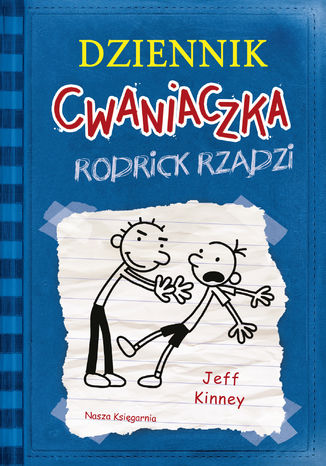Okładka książki/ebooka Dziennik cwaniaczka 2. Rodrick rządzi