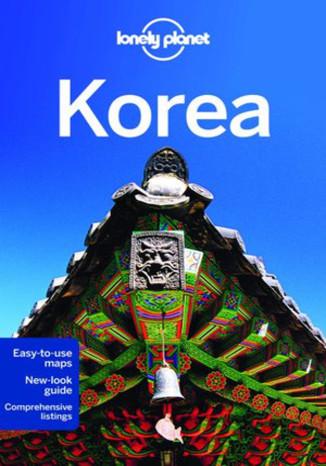 Okładka książki/ebooka Korea. Przewodnik Lonely Planet