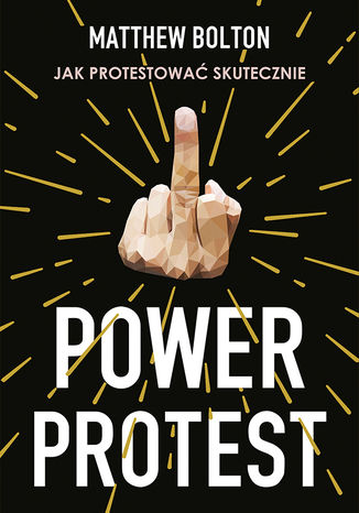 Okładka książki/ebooka Power Protest