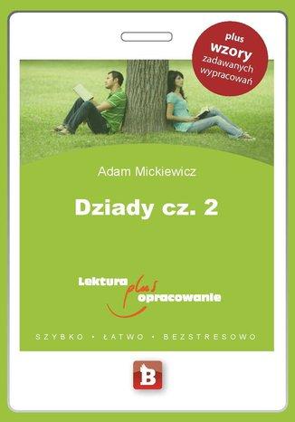 Okładka książki/ebooka Dziady. Część 2