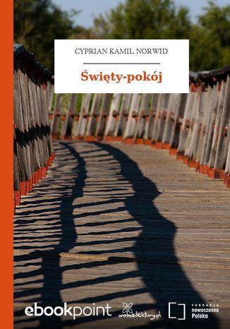 Okładka książki/ebooka Święty-pokój