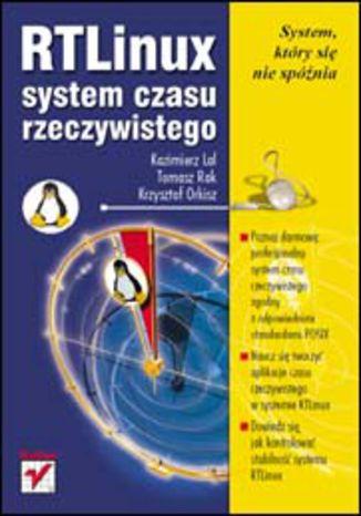 Okładka książki/ebooka RTLinux - system czasu rzeczywistego
