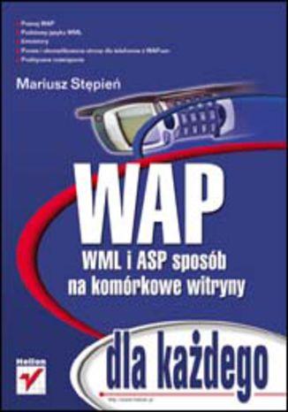 Okładka książki/ebooka WAP dla każdego