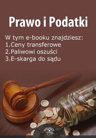 Okładka książki/ebooka Prawo i Podatki, wydanie sierpień 2014 r