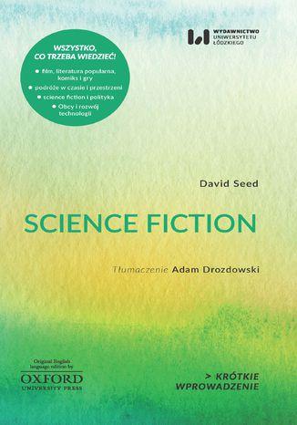Okładka książki/ebooka Science fiction. Krótkie Wprowadzenie 13