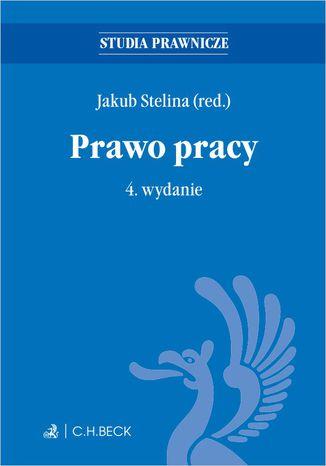 Okładka książki/ebooka Prawo pracy. Wydanie 4