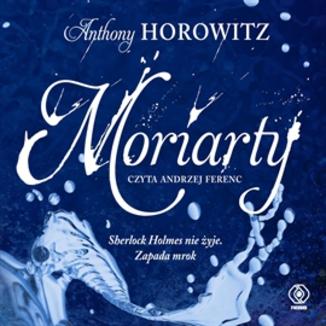 Okładka książki Moriarty