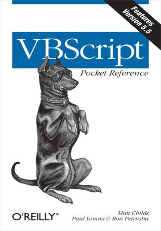 Okładka książki/ebooka VBScript Pocket Reference
