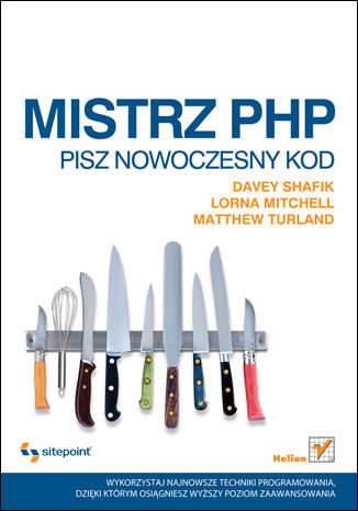 Okładka książki/ebooka Mistrz PHP. Pisz nowoczesny kod