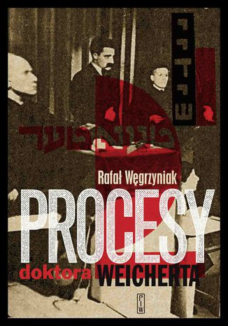 Okładka książki/ebooka Procesy doktora Weicherta