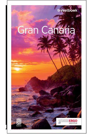 Okładka książki/ebooka Gran Canaria. Travelbook. Wydanie 3