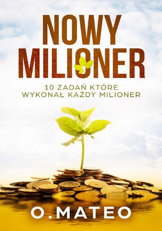 Okładka książki/ebooka NOWY MILIONER
