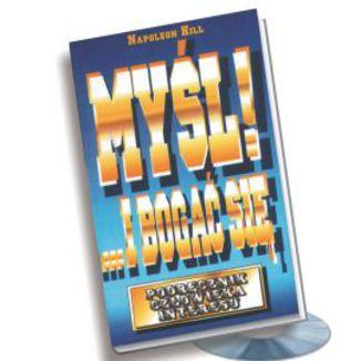 Okładka książki Myśl!... i bogać się