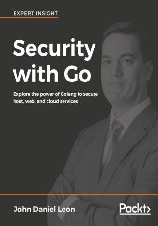 Okładka książki/ebooka Security with Go