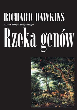 Okładka książki/ebooka Rzeka genów