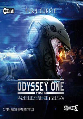Okładka książki/ebooka Odyssey One Tom 6 Przebudzenie Odyseusza