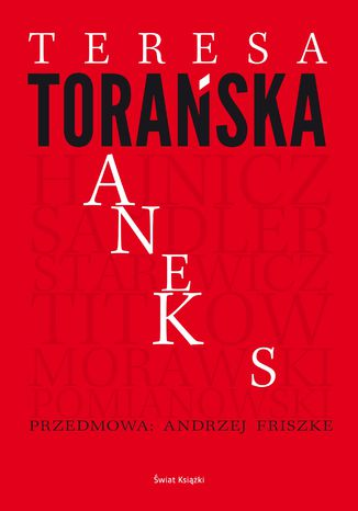Okładka książki/ebooka Aneks