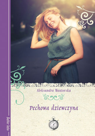 Okładka książki/ebooka Pechowa dziewczyna