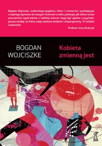 Okładka książki/ebooka Kobieta zmienną jest