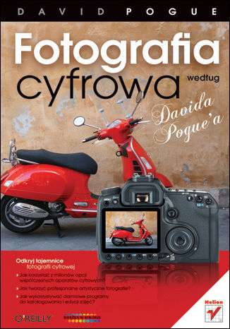 Okładka książki/ebooka Fotografia cyfrowa według Davida Pogue'a