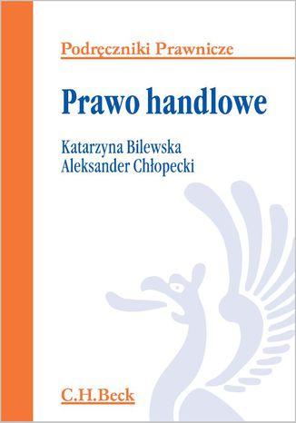 Okładka książki/ebooka Prawo handlowe