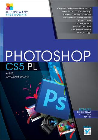 Okładka książki/ebooka Photoshop CS5 PL. Ilustrowany przewodnik