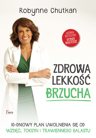 Okładka książki/ebooka Zdrowa lekkość brzucha