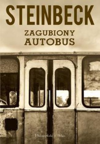 Okładka książki/ebooka Zagubiony autobus