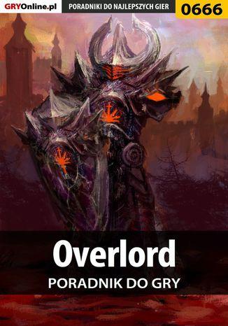 Okładka książki/ebooka Overlord - poradnik do gry