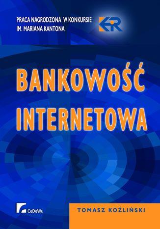 Okładka książki/ebooka Bankowość internetowa
