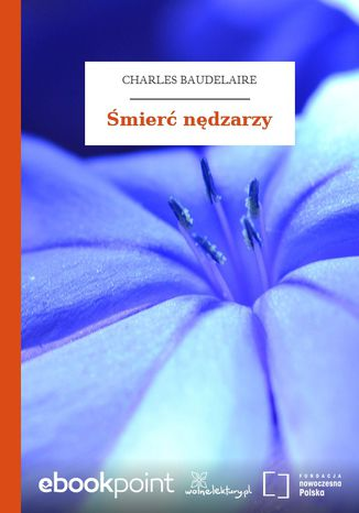 Okładka książki/ebooka Śmierć nędzarzy