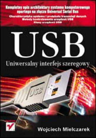 Okładka książki/ebooka USB. Uniwersalny interfejs szeregowy