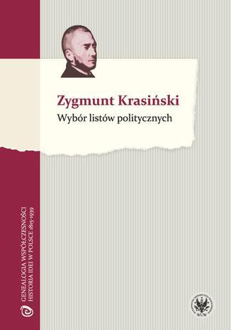 Okładka książki/ebooka Wybór listów politycznych