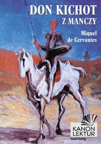 Okładka książki/ebooka Don Kichot z Manczy