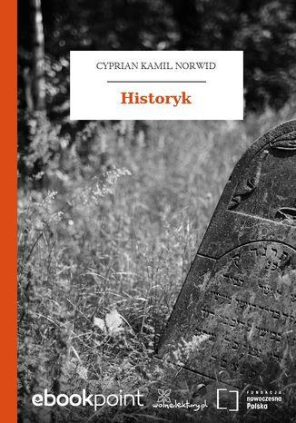 Okładka książki/ebooka Historyk