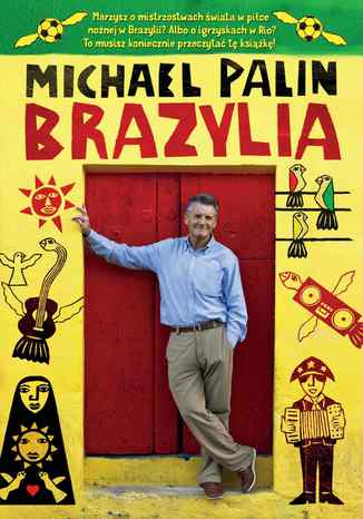 Okładka książki Brazylia