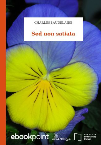 Okładka książki/ebooka Sed non satiata
