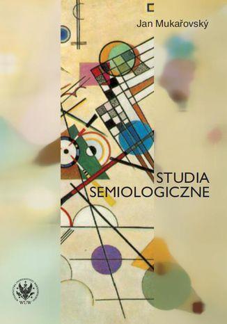 Okładka książki/ebooka Studia semiologiczne