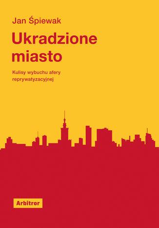 Okładka książki/ebooka Ukradzione miasto