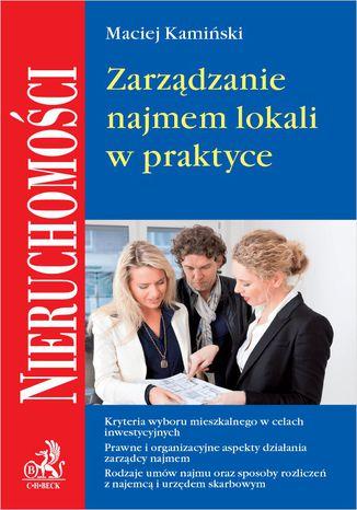 Okładka książki/ebooka Zarządzanie najmem lokali w praktyce