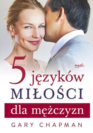 Okładka książki/ebooka 5 języków miłości dla mężczyzn