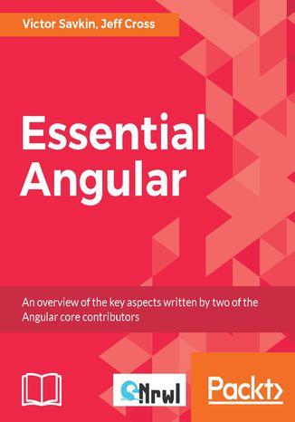 Okładka książki/ebooka Essential Angular