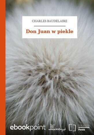 Okładka książki/ebooka Don Juan w piekle