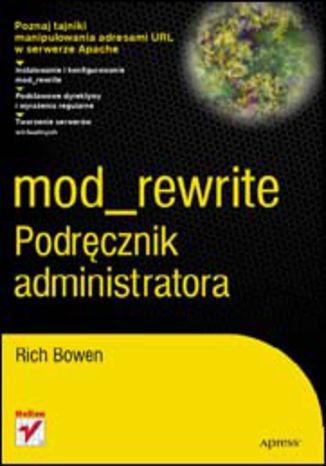Okładka książki/ebooka mod_rewrite. Podręcznik administratora