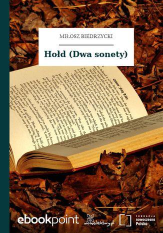 Okładka książki/ebooka Hołd (Dwa sonety)