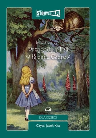 Okładka książki/ebooka Przygody Alicji w krainie czarów