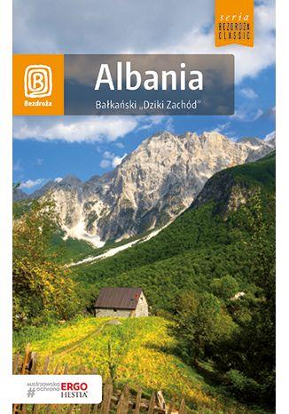 Okładka książki Albania. Bałkański